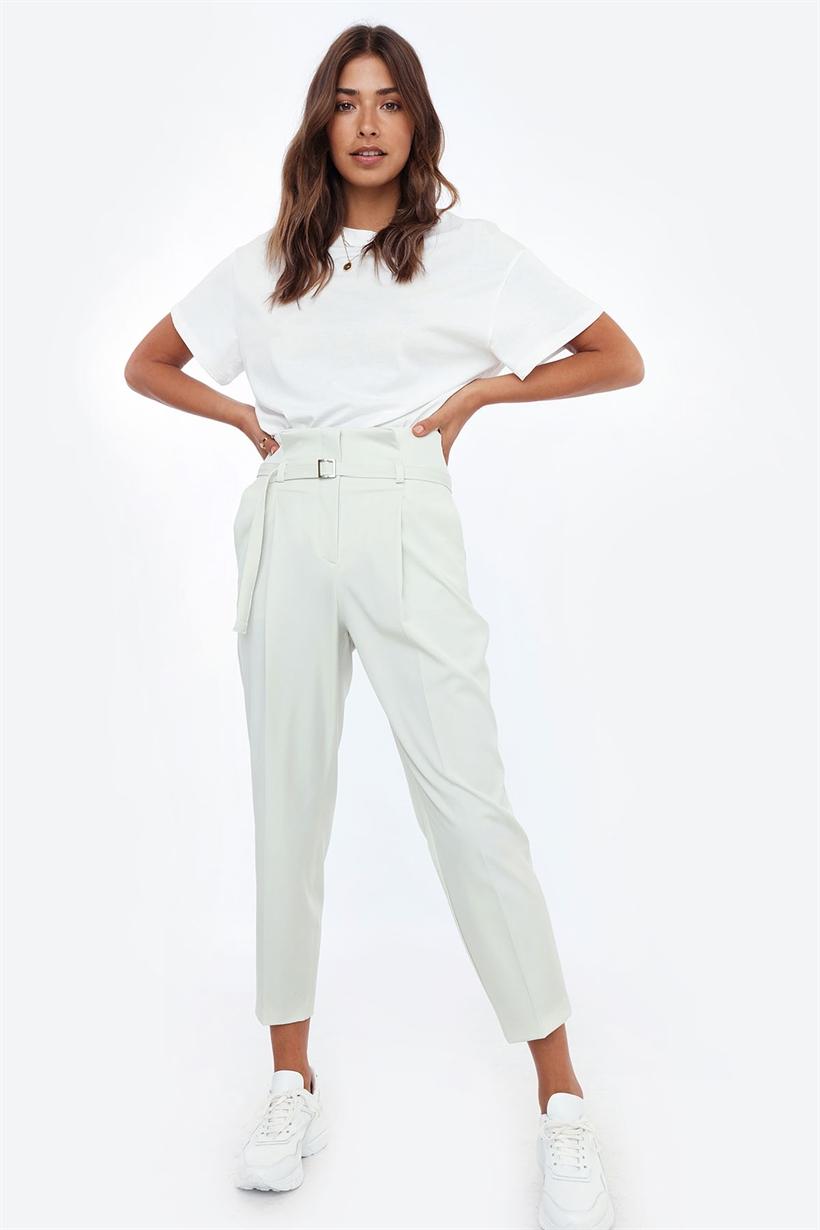 6ef179ad858 Bukser - Tøj Til Kvinder - Mode Online | Chiquelle.com - Tøj, Kjoler ...