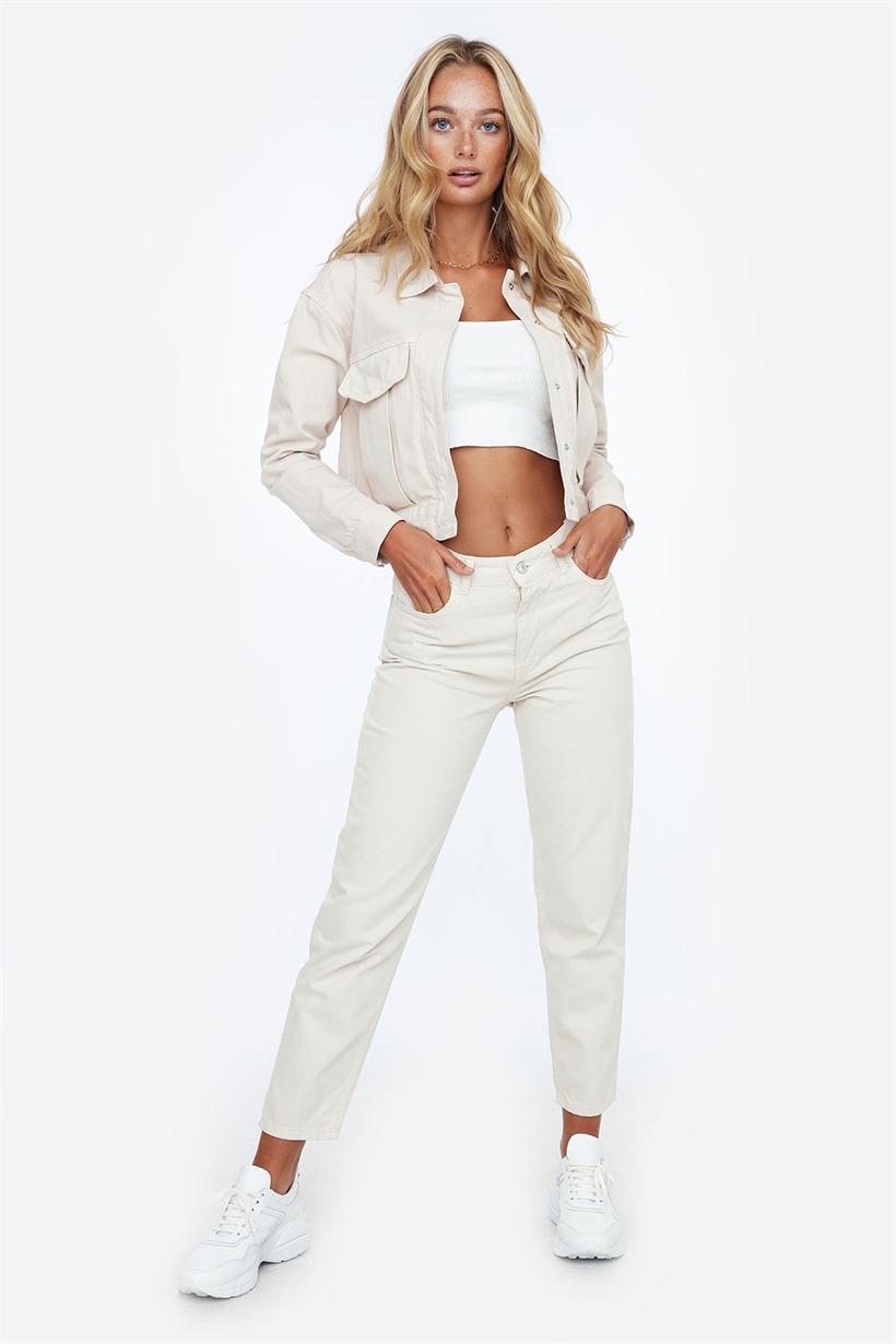 b3eb81282a2 Jeans - Tøj Til Kvinder - Mode Online | Chiquelle.com - Tøj, Kjoler ...